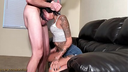 ROUGH Facefucking Gagging Cumshots Compilation Part 8