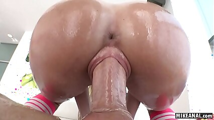 Cute Lilly Ford got her tight pussy fucked by Mike Adriano