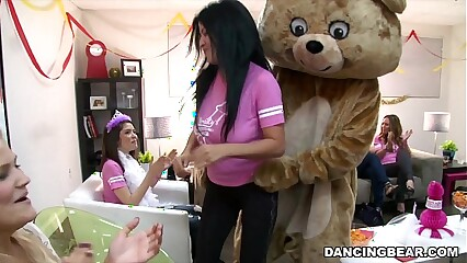Christie's Bachelorette Party from Dancing Bear (db9434)