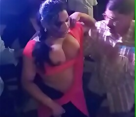 Hot Real recording dance