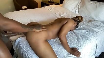 I had Sex with my neighbor no condom (clip)