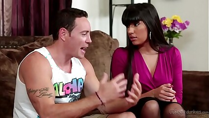 Mercedes Carrera Gets Doggystyle Fucked