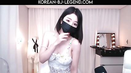 Sexy Korean BJ Chicangel Cream Play