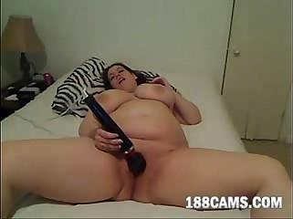 Busty chubby pregnant hitachi - www.188Cams.com
