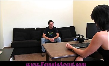 FemaleAgent Erection issues in casting