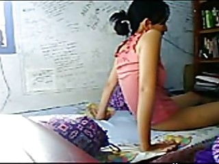 Asian Students Homemade Sextape