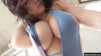 Japanese Busty Idol Rui Kiriyama 03
