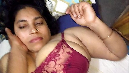 my chubby wife