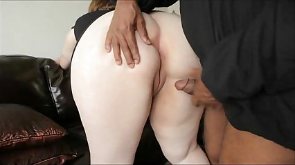 Hot chubby babe blowjob and anal sex