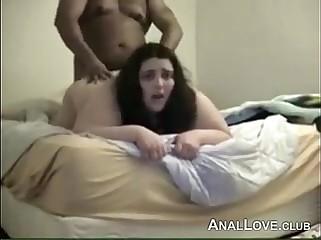 Chubby Amateur Anal Sex