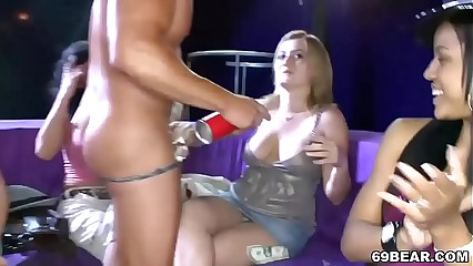 Girls Go Crazy When They See A Dick