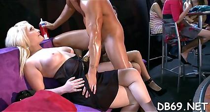 Bear porn party
