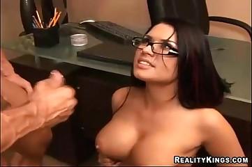 Eva Angelina tittyfuck compilation