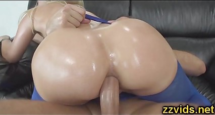 Anikka Albrite anal riding