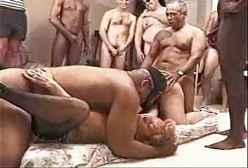 Super Gunga Swinger Trailer Creampie Party