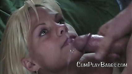 Blonds on Cum 3