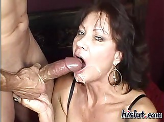 These MILFs got satisfied