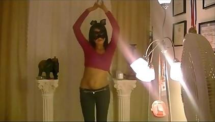 Kitty Gothic Belly Dance - Amalfrida