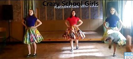 KALINKA OOPS 2016 (upskirt dance) - YouTube.MKV