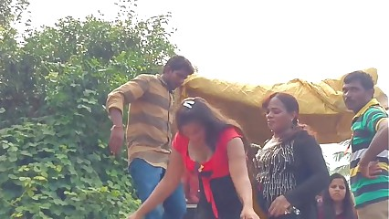 Telugu Recording Dance Hot 2016 Part 199 - YouTube.MP4