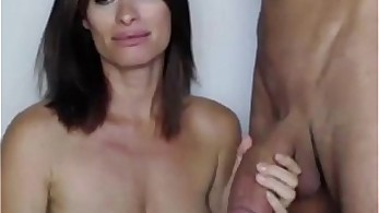 Sexy Girl Deepthroating Big Cock - xcamtube.com