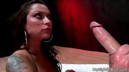 Nikita Denise deepthroat fucking