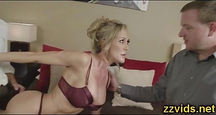 Busty Brandi Love doggystyle
