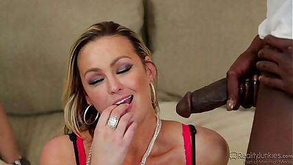 Abbey Brooks Stunning Milf Doggystyle Fucked
