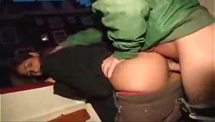 Hot Ass girl with nice tits fucked in Public Doggystyle On A Boat in Amsterdam