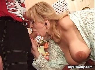 Double penetration hardcore sex