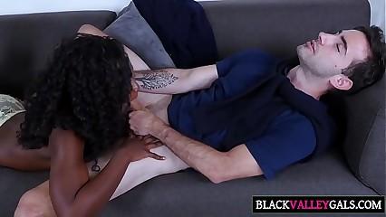 From Sexy Black Geek To Ebony Sheik