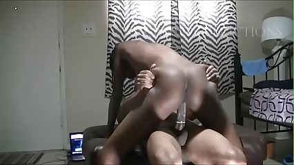 Teenie Ebony Gets Round 2 Angle 2 Part 2