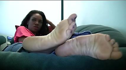 young ebony soles