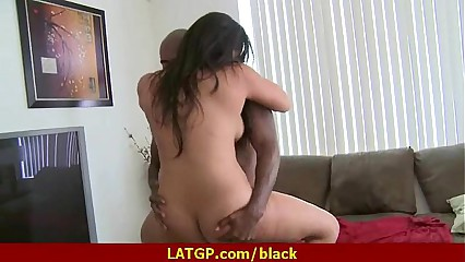 Milf has her FIRST INTERRACIAL Monster Cock 5