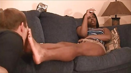 Ebony Feet Goddess of Worship