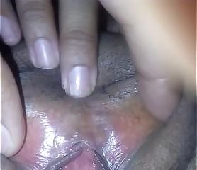 Masturbando mi cameltoe Sandy Candela o Cammy Temptation