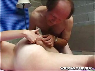 Avalone - busty 19 y tramp fucking dirty old french perv audition pissing avalon
