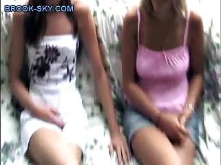 First-Time-Teen-Lesbian