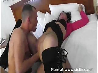 Fisting my girlfriends huge cunt till she screams in orgasm