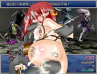 Fuuki Kenshi Asagi Gameplay 3 (excerpts)