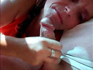 Handjob from Tammy