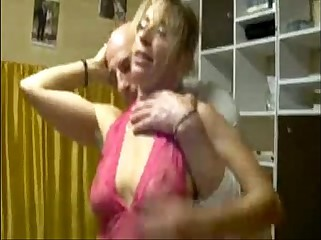 aline - homemade french mature 1