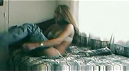 AmateurWow.com - Dorm Room Sextape! - Homemade Porn Videos