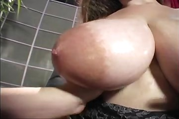 Denise Davies Huge Tits Slut Takes It Up Her Big Ass