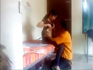 Hidden cam records cheating Ajmer wife with neighbor.WEBM