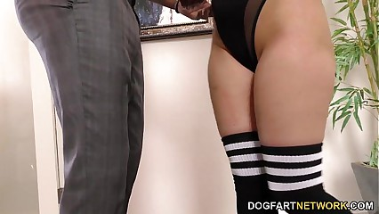 Harley Jade Interracial
