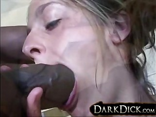 Interracial Poppy Morgan Anal Fucking