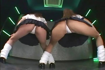 Japanese Horny Dancing