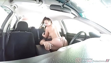 KM.07 Kelsi Monroe Car Play KelsiMonroe.XXX Preview