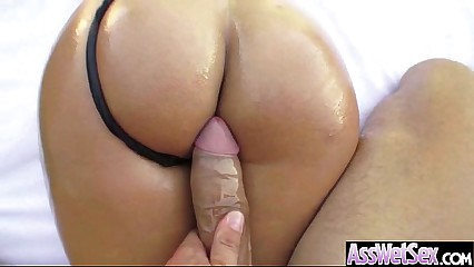 (kelsi monroe) Sexy Big Round Ass Girl Bang Hard In Her Behind mov-16